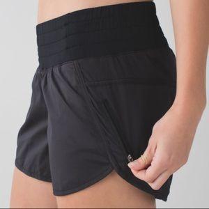 Lululemon Tracker II 2-Way Stretch Shorts
